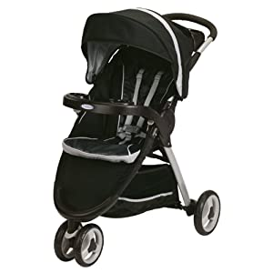 2015 Graco Fastaction Fold Sport Stroller Click Connect Stroller Review