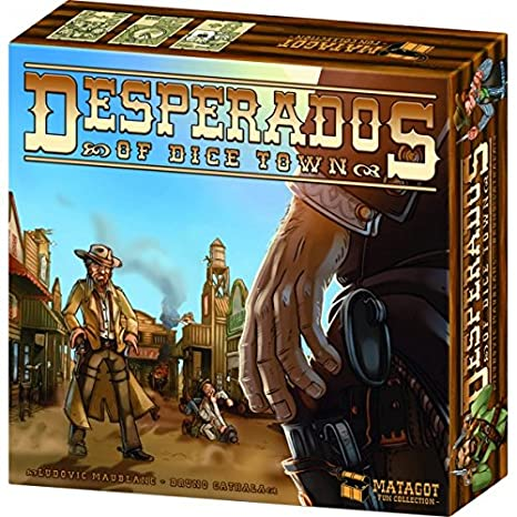 Desperados of Dice Town (Version Française)