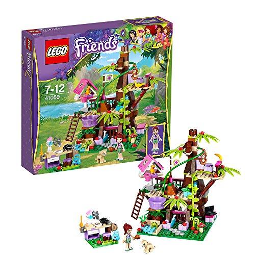 Lego Friends Jungle Tree Sanctuary 41059