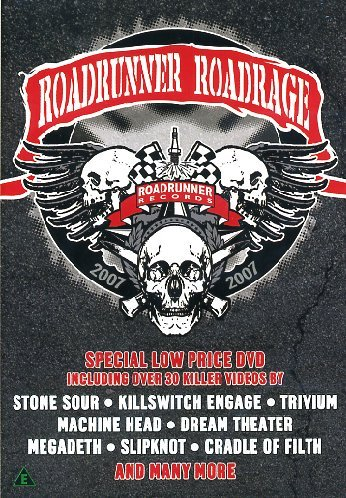 roadrage-2007-alemania-dvd