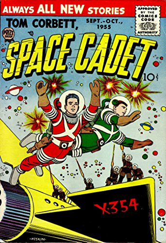 poster-comics-cover-prize-group-tom-corbett-space-cadet-3-vintage-wall-art-print-a3-replica