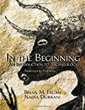 img - for In the Beginning: An Introduction to Archaeology book / textbook / text book