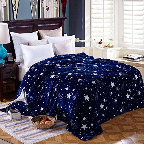 BDUK Fallay Duffet soffici copriletto studenti bambini coperta inverno Singola Doppia coperte coperta di corallo Offerte Speciali