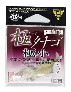 がまかつ(Gamakatsu) バラ 極タナゴ 極小