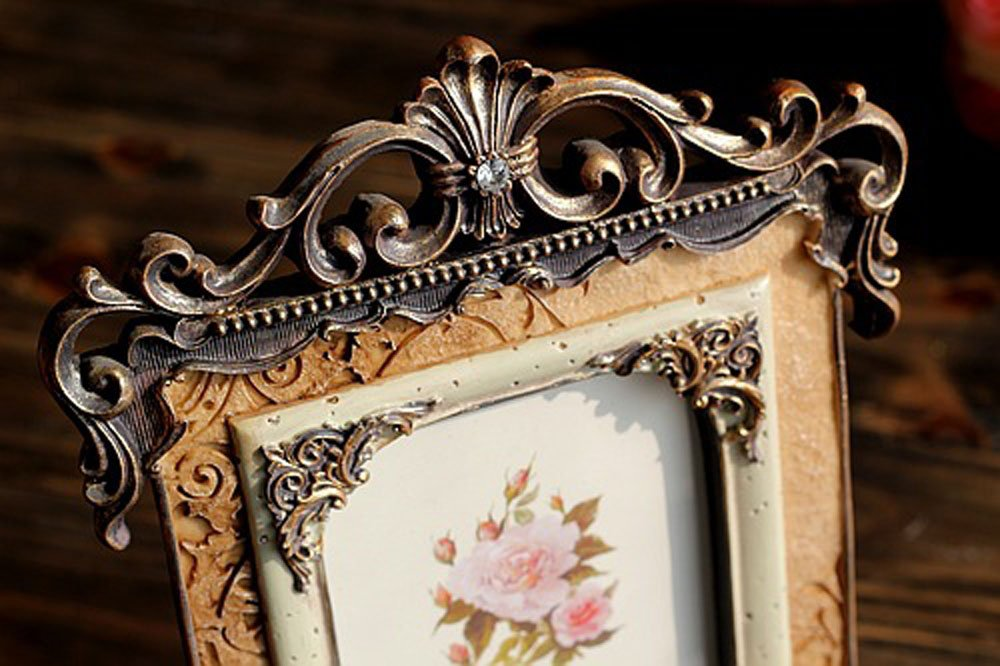 Gift Garden 5 by 7 Vintage Picture Frames Friends Gifts For Photo 5x7 Inch 3