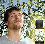 Eucalyptus Essential Oil Organic ★ 100% Natural Pure Undiluted Therapeutic Grade Oils ★ 100% Customer Satisfaction Guaranteed or Your Money Back ★ We Are Giving Away a Free Library of Essential Oil Guide E-books Worth an Incredible $50 ★ Premium Therapeutic Grade Used in Aromatherapy & Massage Therapy ★ Boosts Respiratory Health, Strengthens the Immune System, Protects Skin Health, Eases Tension and Anxiety, Lowers Blood Sugar, Eliminates Inflammation, and Fights Against Bacterial Infection ★ Make Your Own Diy Hand, Body and Face Wash, Air Freshener for a Welcoming Home Fragrance, After Shave, Invigorating Bath Salts, Shampoo, Deodorant, Moisturizer, Hand Sanitizer & Lotion with a Wonderful Scent ★ Great to Add a Few Drops in Your Diffuser or Humidifier, Spray It on Your Pillow or Bed Sheets, Use It in a Steam Shower, Use It with a Neck Wrap or Even in Your Nose Spray.