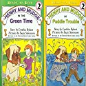 'Henry and Mudge in Puddle Trouble' and 'Henry and Mudge in the Green Time' (       UNABRIDGED) by Cynthia Rylant Narrated by Sucie Stevenson