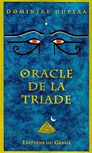 Oracle de la Triade. (le Jeu) 57 Cartes