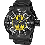 Limited Edition Invicta DC Comics Model 26819 Batman Black Men's Automatic Watch (Color: Black)