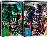 S.R.I. und die unheimlichen Fälle - Vols. 1+2 (4 DVDs)