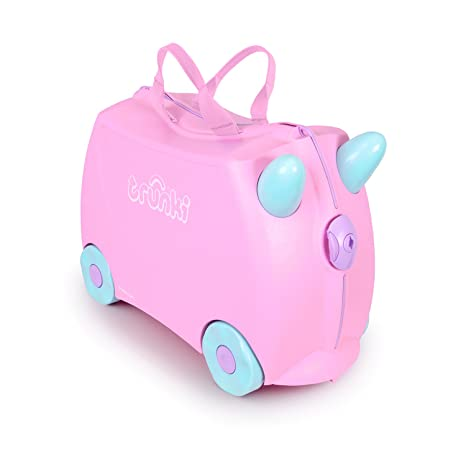 Trunki Bagages enfant 10110 Rose 18.0 liters
