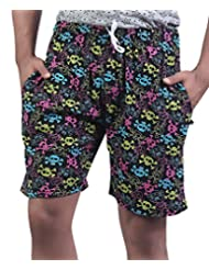 Trendy Printed Men Shorts By Bfly