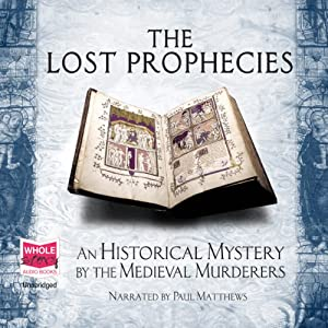 The Lost Prophecies Audiobook