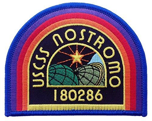 Unknown Alien Movie U.S.C.S.S. Nostromo Crew Logo Patch (Cs Movie compare prices)
