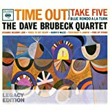 Time Out -50th Anniversary (2 CD/1 DVD Legacy Edition) ~ Dave Brubeck