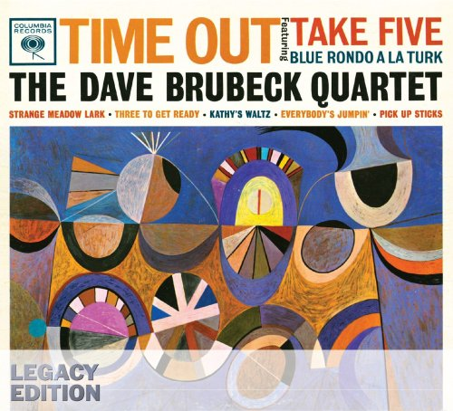Time Out 50th Anniversary (2 CD/1 DVD Legacy Edition)