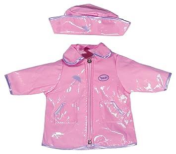 Bayer Design - 84611 - Vêtement Pour Poupée - Imperméable - 40-46 Cm