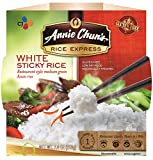 Annie Chun's Rice Express, White Sticky Rice, 7.4 Ounce (Pack of 6)
