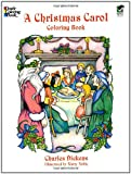 A Christmas Carol Coloring Book (Dover Holiday Coloring Book)