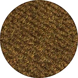 Landing Mat for Essential Carpet Stair Treads - Style: Velour - Color: Brown - Size: 24\