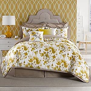 Twin Xl Gold Bedding And Decor