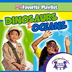 Dinosaurs and Oceans Audiobook