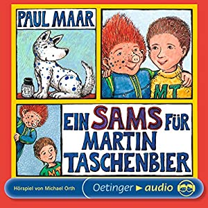 Ein Sams für Martin Taschenbier (Sams Hörspiel 4) Hörspiel