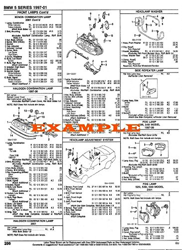 1981 - 1983 TOYOTA LAND CRUISER FJ60 PART NUMBERS, LABOR & PRICE ILLUSTRATED ... (Toyota Fj60 Parts compare prices)