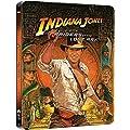 Indiana Jones - Raiders of the Lost Ark - Exklusive Limited Steelbook Edition (inkl. Deutscher Ton / auf 4000 Stk. gepr�gt) (J�ger des verlorenen Schatzes) [Blu-ray]