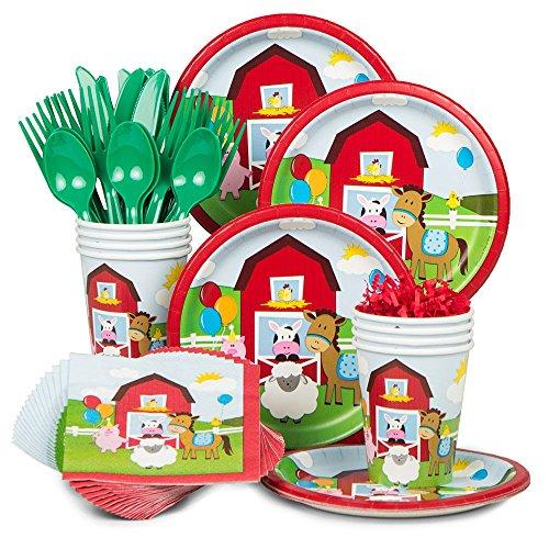 Farmhouse Standard Tableware Kit (Serves 8)