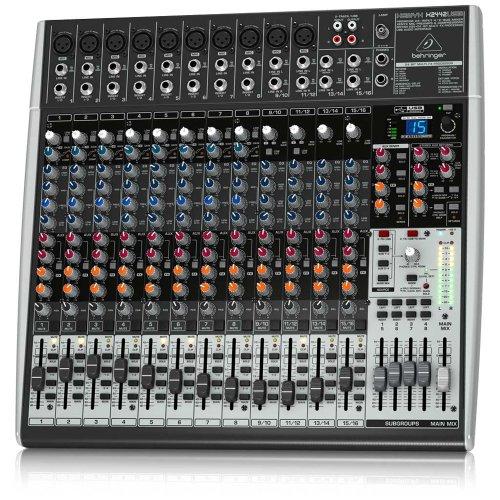 Behringer Xenyx X2442Usb front-305565