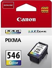 Comprar Canon CL-546 - Cartucho de tinta para impresoras (Cian, Magenta, Amarillo, 9 ml, 180 páginas, Ampolla)
