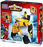 Mega Bloks 5775 Power Rangers Samurai-ApeZord [Yellow] (NEW)