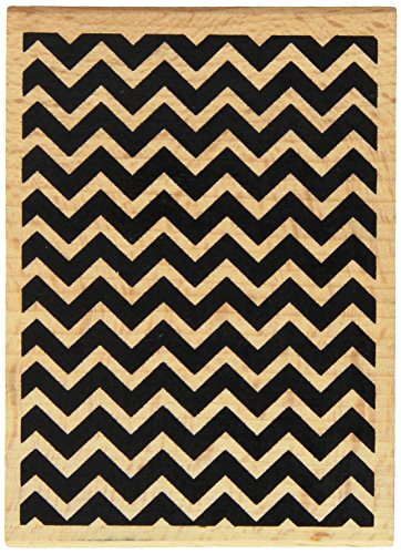 Chevron Background Stamp