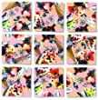 B Dazzle Ice Cream Scramble Squares 9 Piece Puzzle