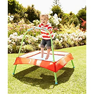 Early Learning Centre - Junior Trampoline - Blue