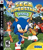 Sega Superstars Tennis - PlayStation 3