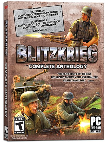 Blitzkrieg: The Complete Anthology (Computer War Games compare prices)