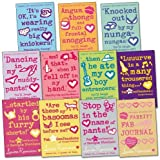 Georgia Nicolson Pack, 10 books, RRP £75.89 (including Angus, Thongs and Full Frontal Snogging; Are These My Basoomas?; Dancing In My Nuddy-Pants; It's OK I'm Wearing Really Big Knickers; Knocked Out By My Nunga-Nungas; and more).