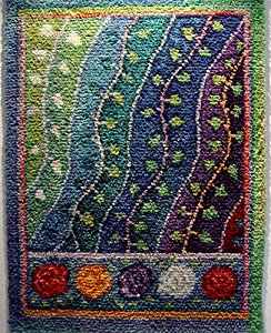 Modern Living Room Rug shaggy rug 180 x 240 cm from All Seasons