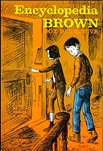 Encyclopedia Brown Series Offers Gradeschoolers Bite-Sized Mysteries