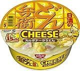日清 どん兵衛 カルボナーラうどんX1箱(12入)