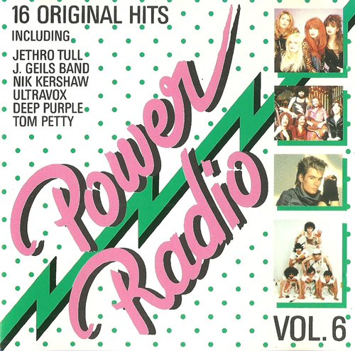 Original Hits (Radio) (Compilation CD, 16 Tracks) by Various and Deep Purple Big Brother & The Holding Company Stevie Ray Vaughan Focus Tom Petty & The Heartbreakers
