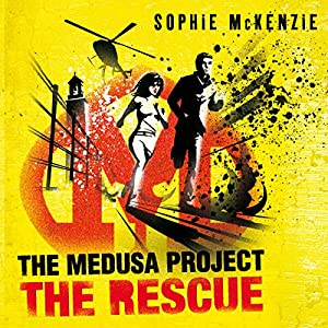 The Medusa Project: The Rescue Audiobook