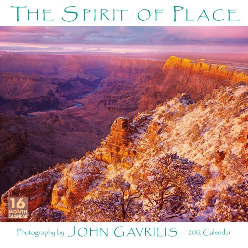 The Spirit of Place 2012 Wall (calendar)