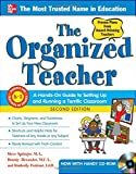 img - for The Organized Teacher: A Hands-on Guide to Setting Up & Running a Terrific Classroom, Grades K-5 (Book & CD-ROM) book / textbook / text book