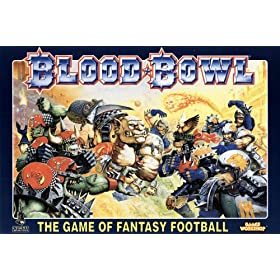 Blood Bowl game!