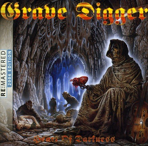 Heart of Darkness by GRAVE DIGGER (2007-01-02)