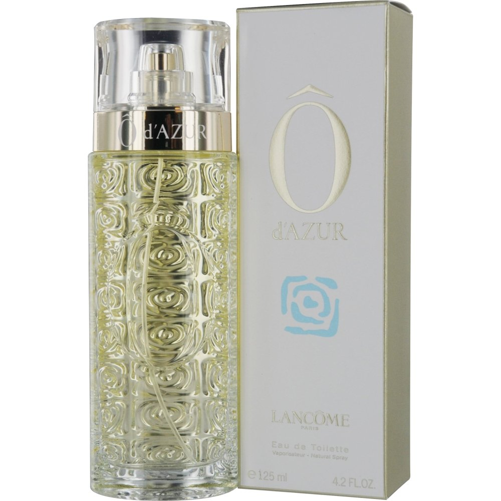 Lancome O D'AZUR eau de toilette spray 125 ml: Amazon.co.uk ...