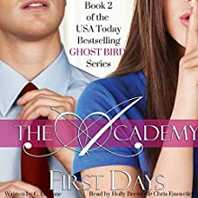 First Days: The Academy, Book 2 Audiobook by C. L. Stone Narrated by Holly Brewer, Chris Ensweiler